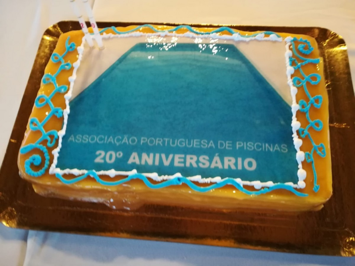 20º aniversário APP