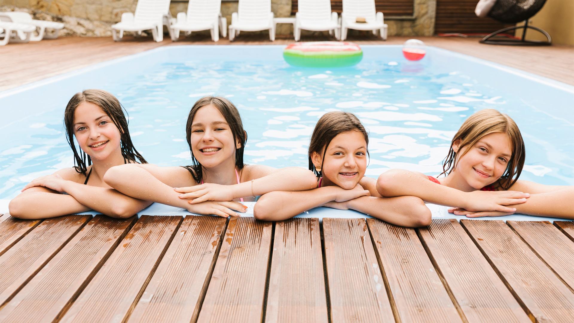 Segurança nas piscinas - cuidados a ter