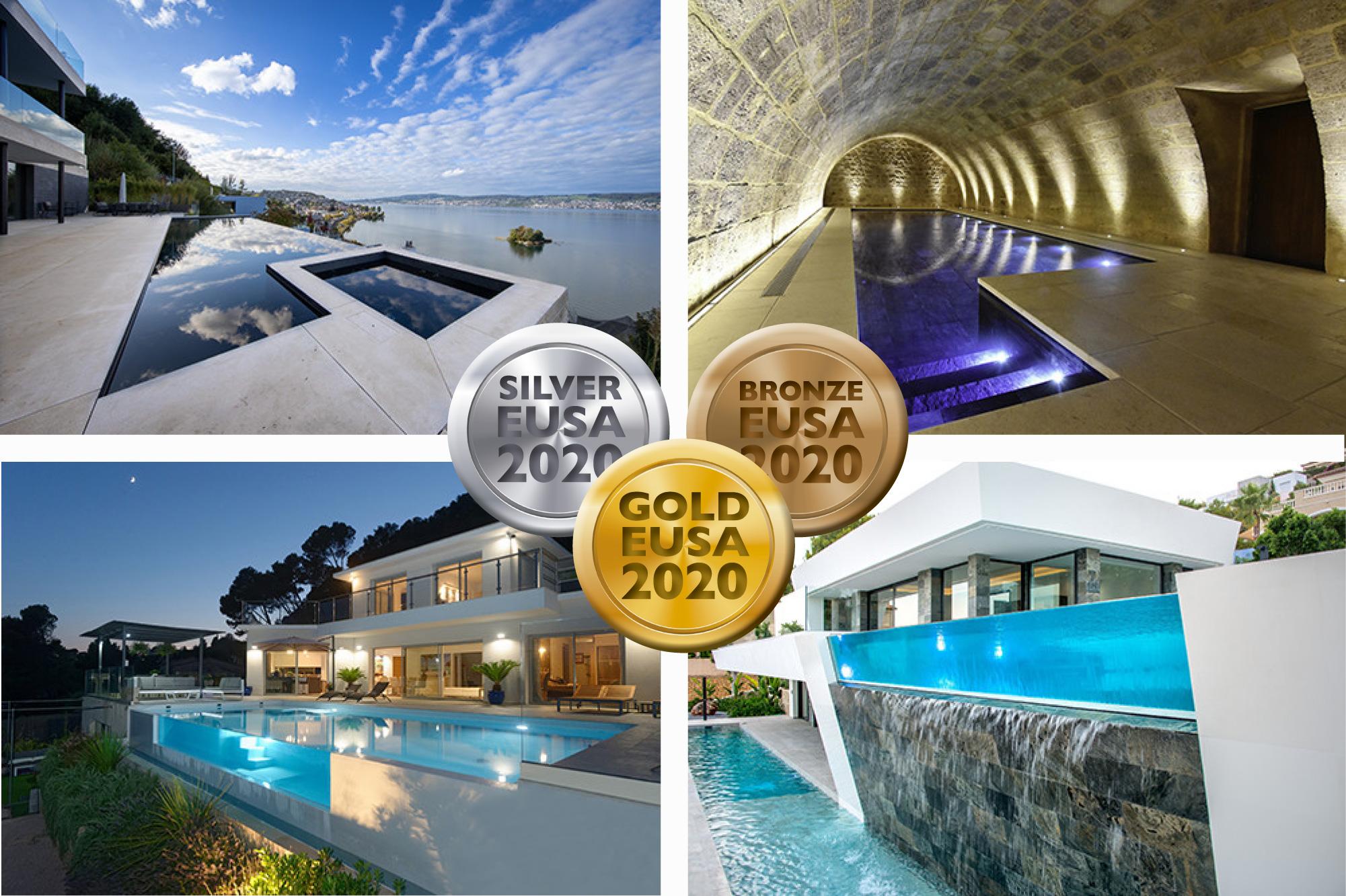 Vencedores EUSA Awards 2020