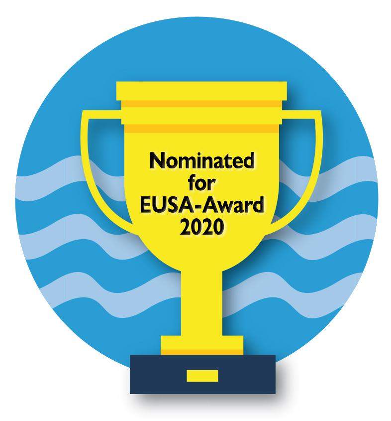 Nomeados para os Prémios EUSA